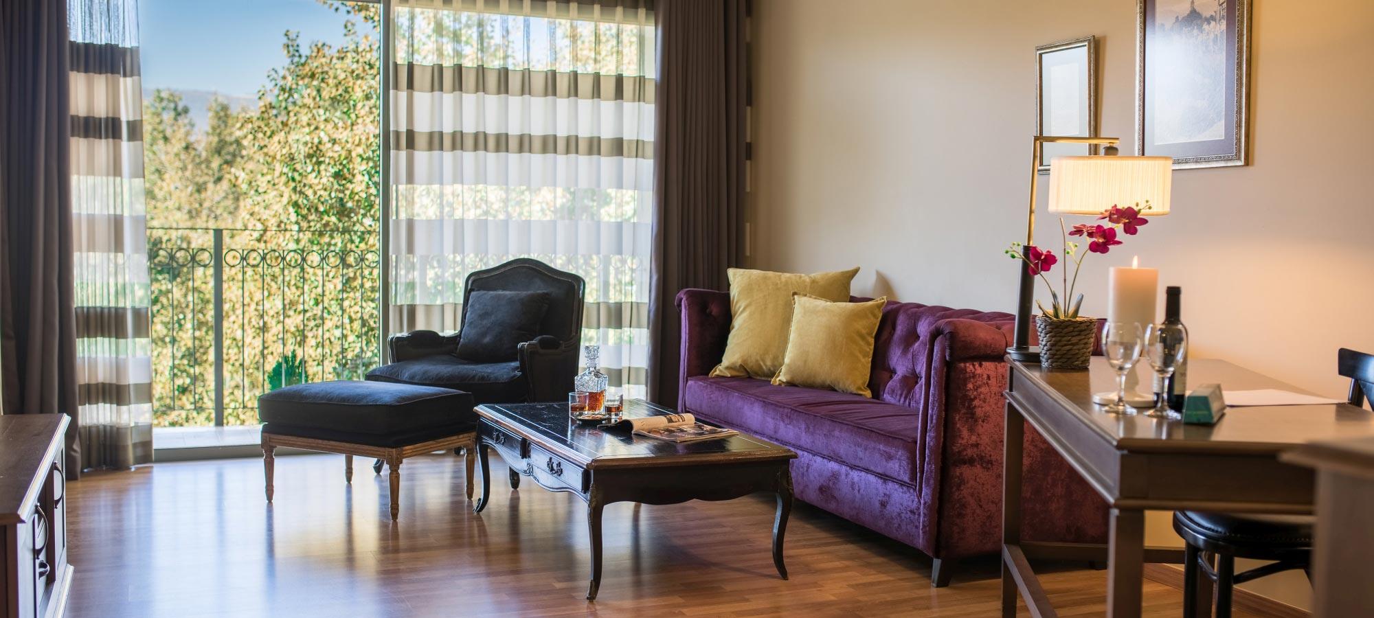Hagoshrim Hotel - Spa