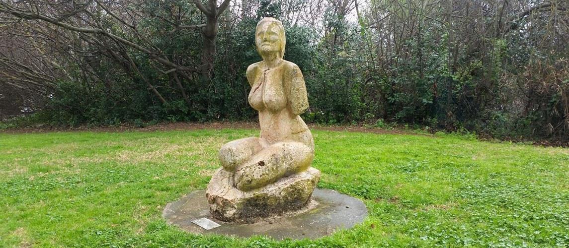 Hagoshrim Hotel - Sculpture Park